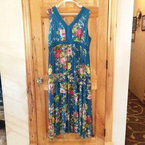 April Cornell Juliette Hostess Dress